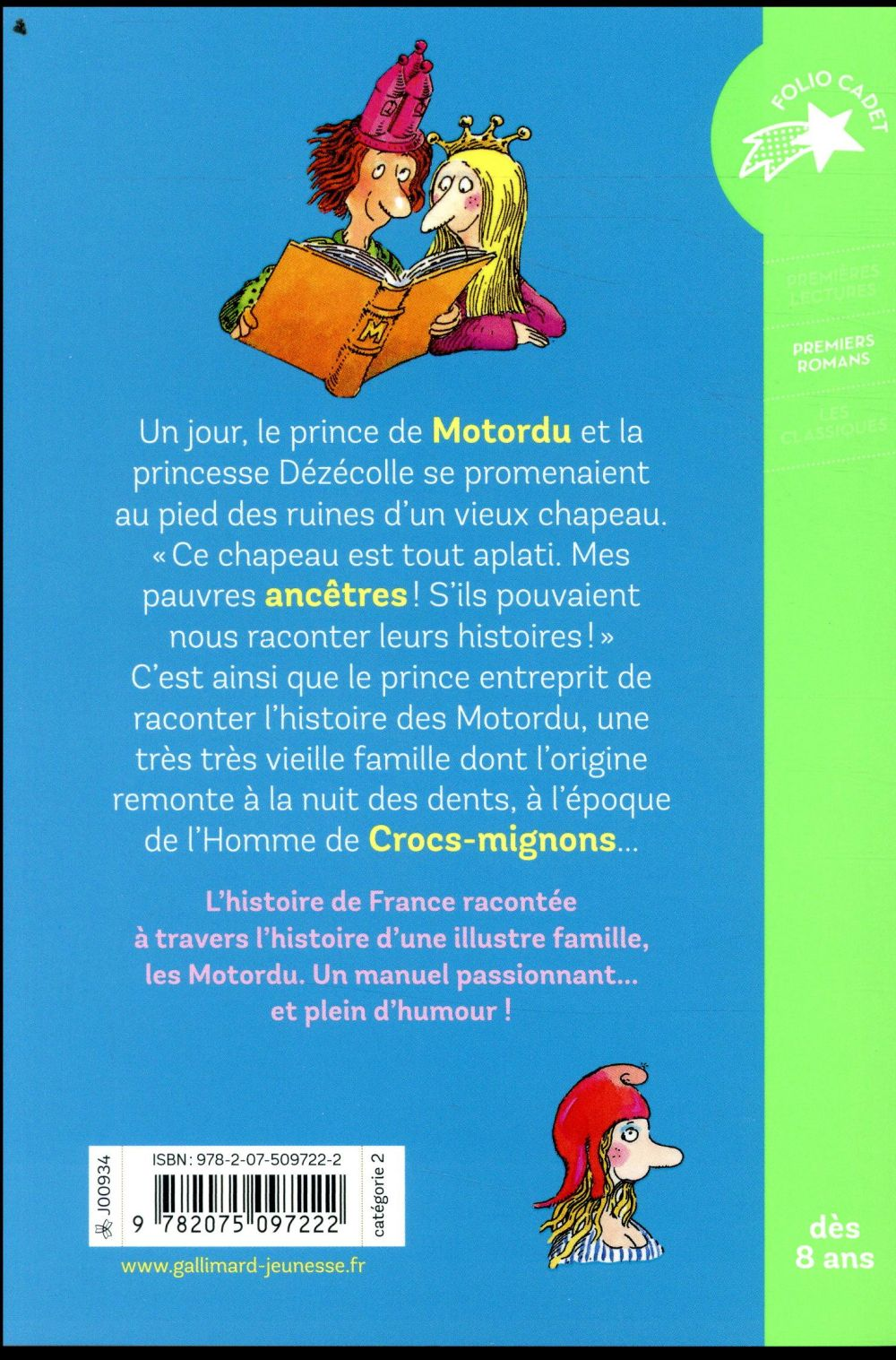 L'école de Motordu ; les belles lisses poires de France