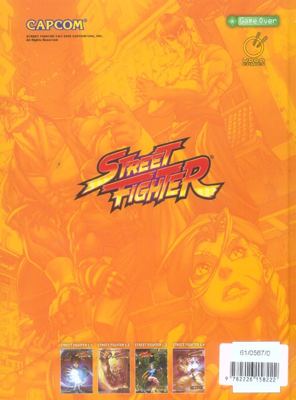 Street fighter t.5 ; ruses et masques