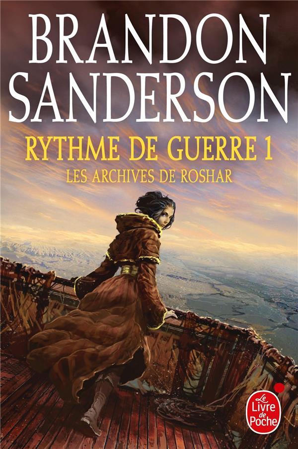 SANDERSON, BRANDON - LES ARCHIVES DE ROSHAR T.4  -  RYTHME DE GUERRE T.1