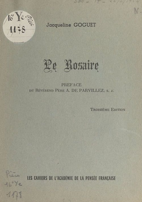 Le Rosaire