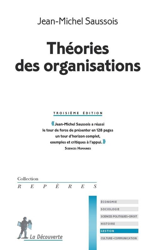 Théories des organisations