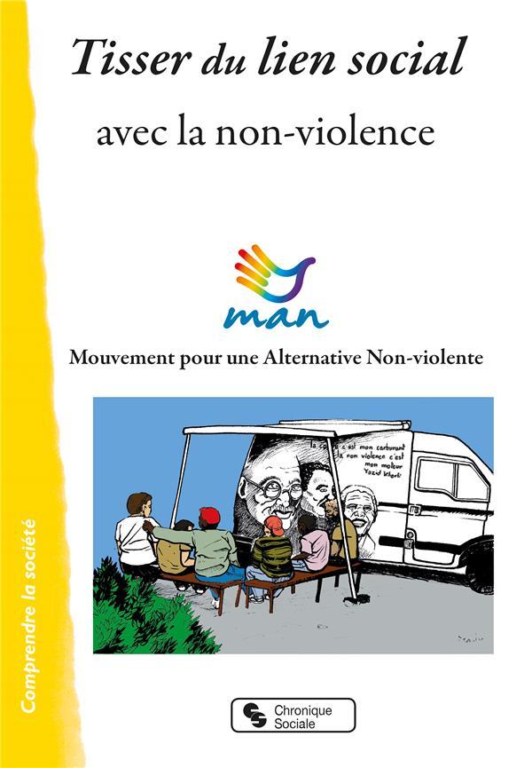 Tisser du lien avec la non-violence