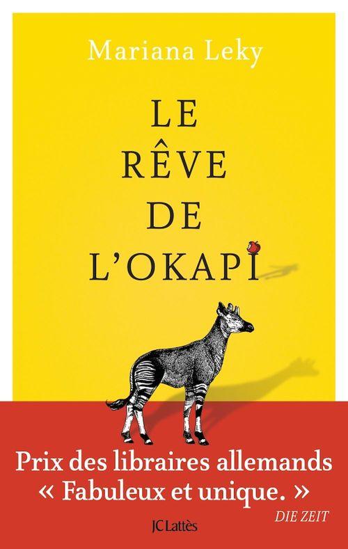 Le rêve de l'okapi  - Leky Mariana