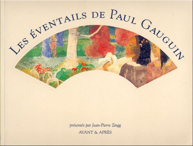 Les Eventails De Paul Gauguin