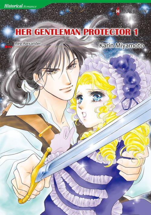 Harlequin Comics: Her Gentleman Protector 1