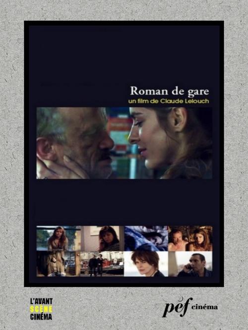 Roman de gare - Scénario du film