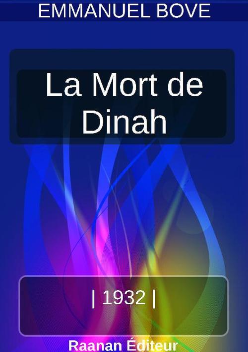 LA MORT DE DINAH