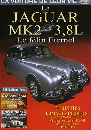 La Voiture de leur vie - La Jaguar MK2 3.8L, le félin éternel