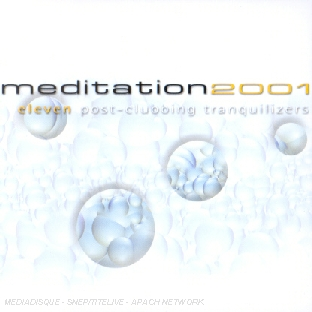 Meditation 2001-Eleven Post Clubbing Tranquilizers