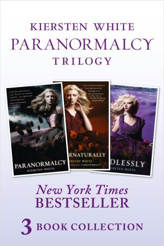 Paranormalcy Trilogy Collection: Paranormalcy, Supernaturally and Endl