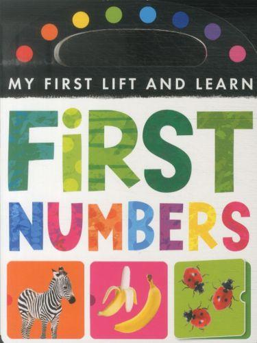 First numbers - my first lift and learn