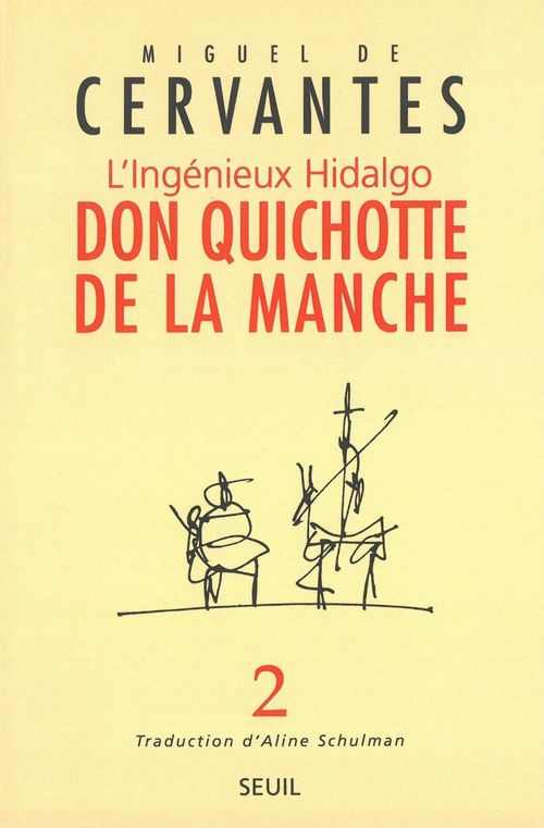 L'ingénieux Hidalgo don Quichotte de la Manche t.2