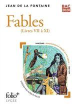 Vente Livre Numérique : Fables - BAC 2021  - Jean (de) La Fontaine
