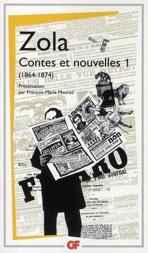Contes et nouvelles t.1 ; 1864-1874