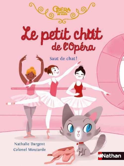 Le petit chat de l'opéra : saut de chat !
