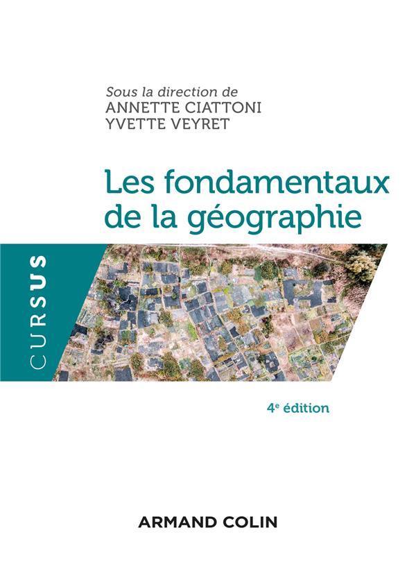 Les fondamentaux de la géographie (4e édition)