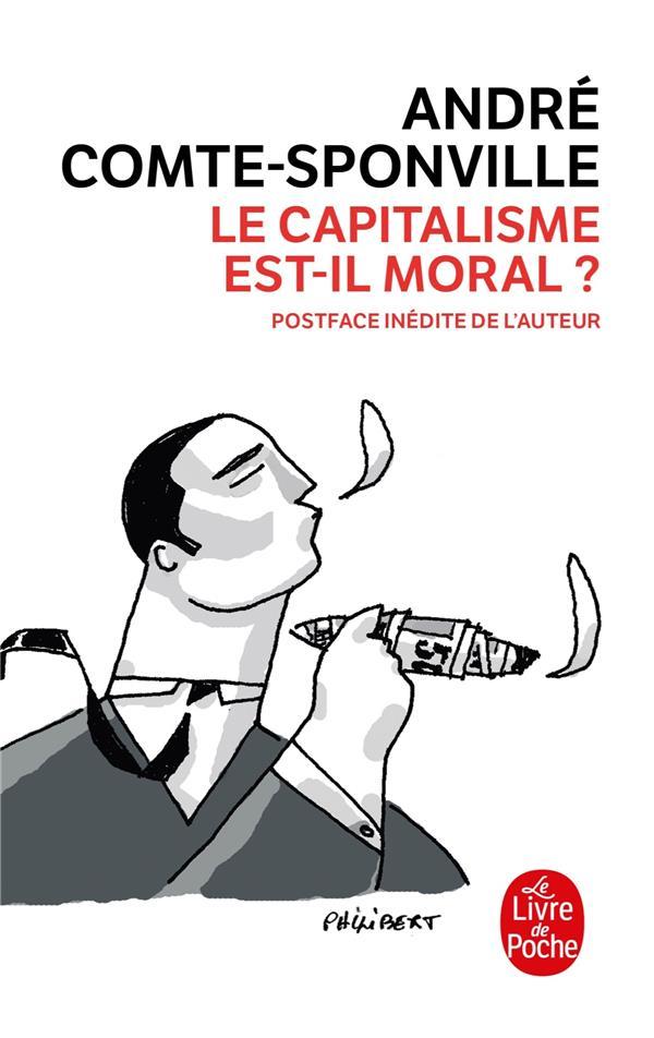 Le capitalisme est-il moral ?