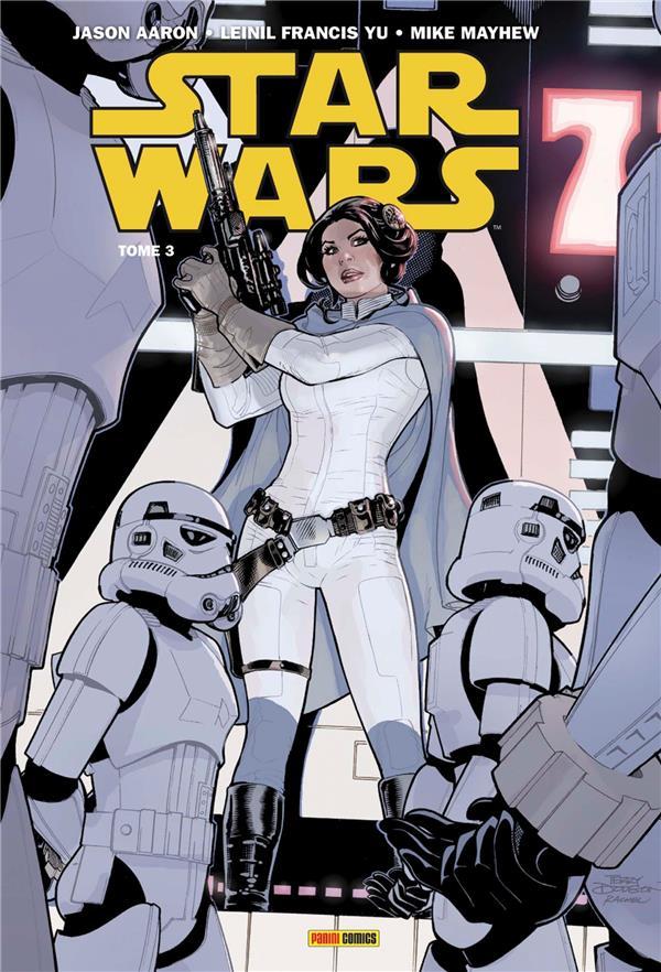 STAR WARS T.3  -  PRISON REBELLE Aaron Jason