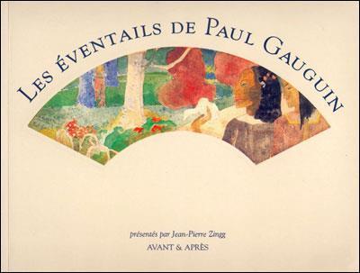 Les éventails de Paul Gauguin