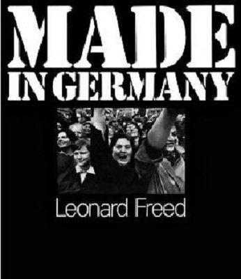 Leonard Freed made in Germany