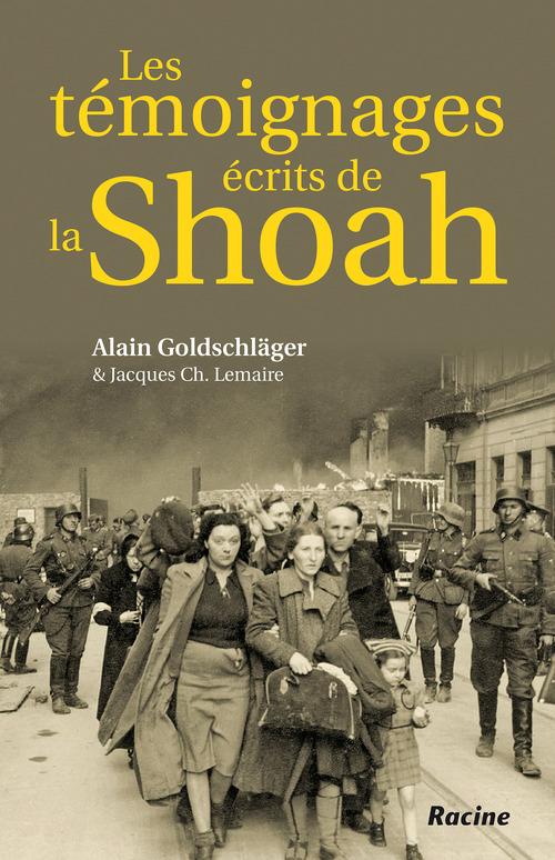 Les témoignages écrits de la Shoah