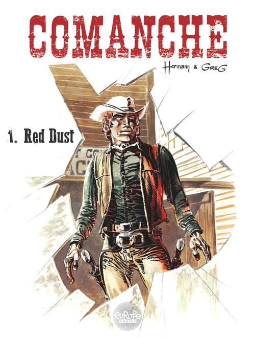 Comanche - Volume 1 - Red Dust