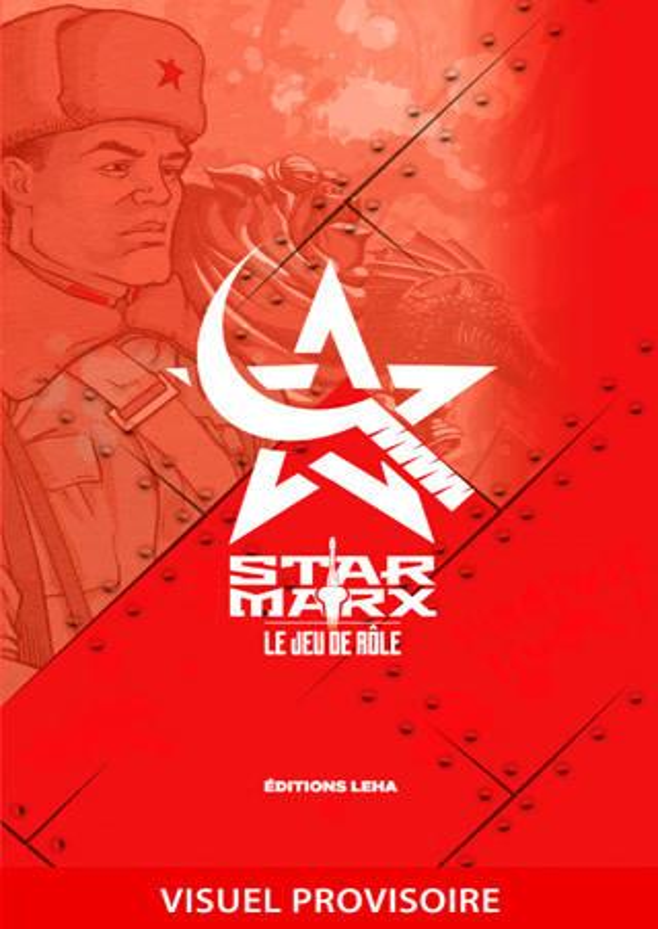 Star Marx ; jeu de rôle ; livre de base