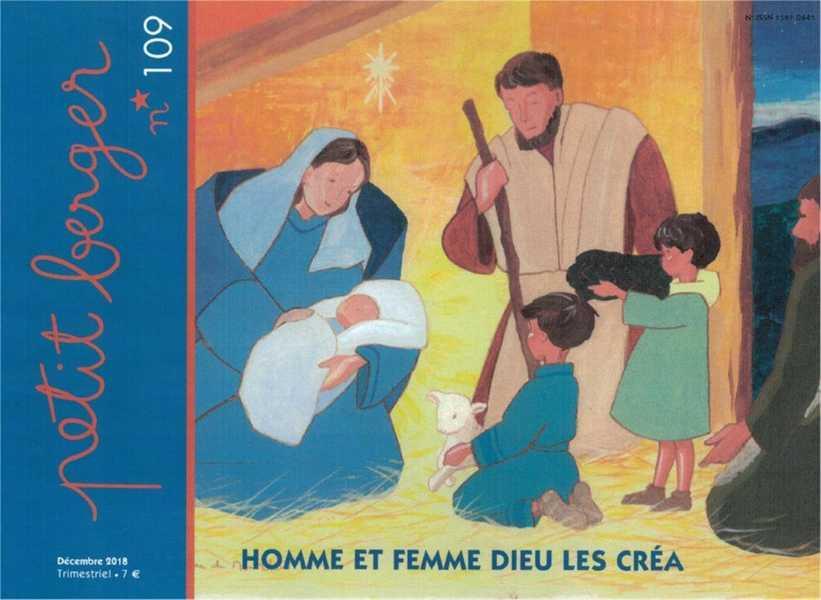 PETIT BERGER 109 - HOMME ET FEMME, DIEU LES CREA