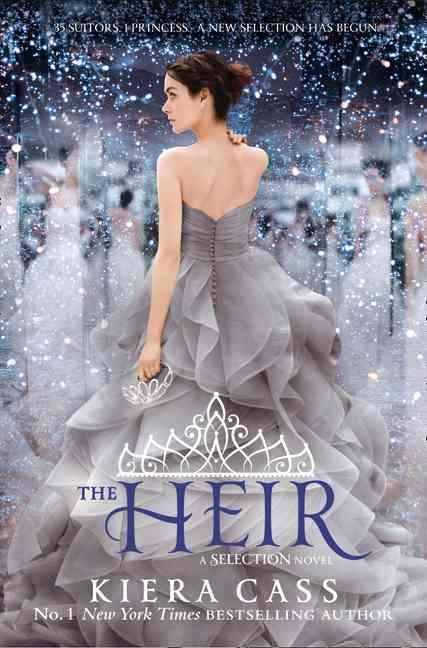 THE HEIR - THE SELECTION BOOK 4