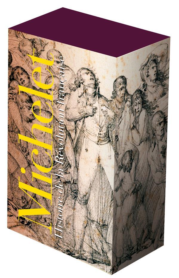 Histoire de la revolution francaise t.1 et 2