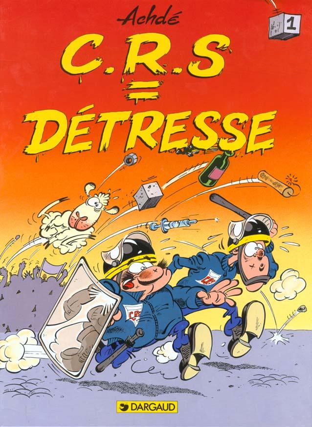 C.R.S = détresse T.1