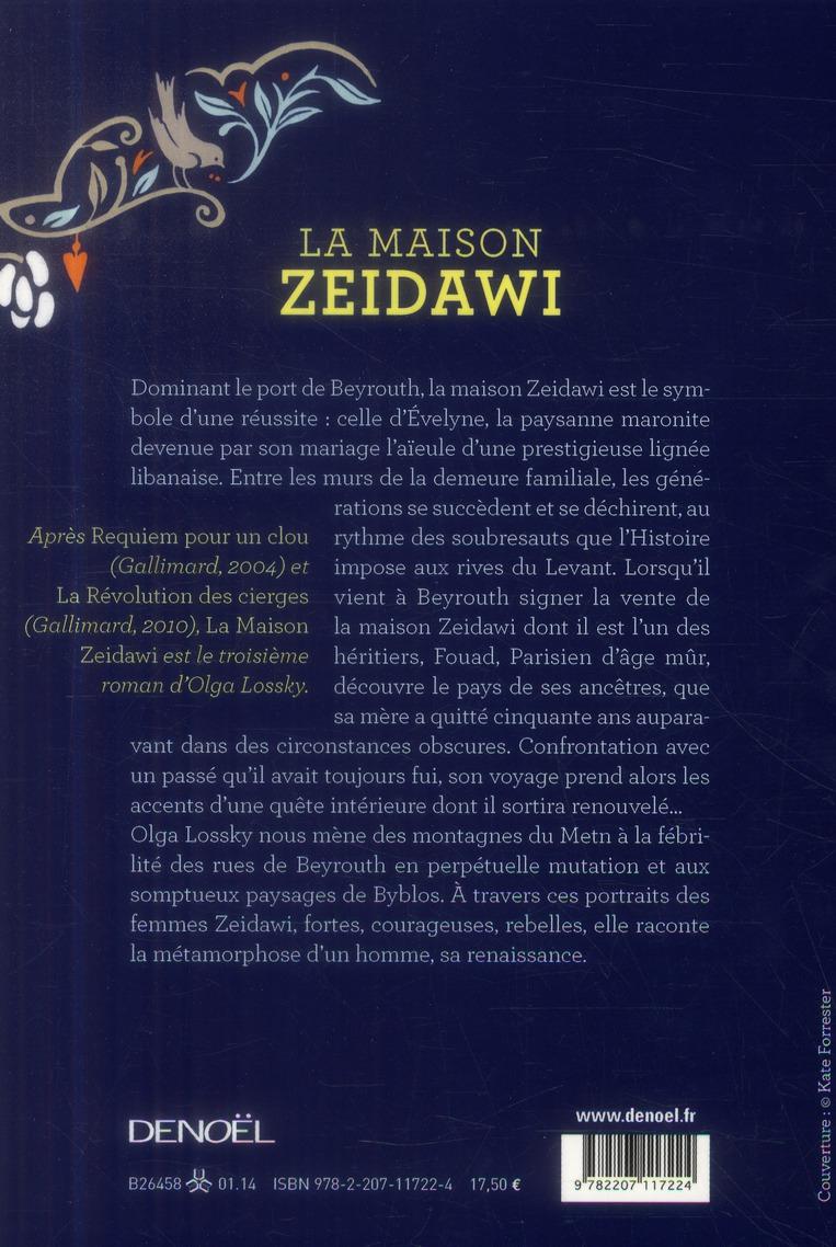 La maison Zeidawi
