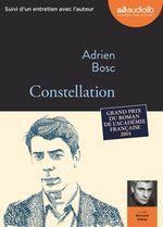 Vente AudioBook : Constellation  - Adrien Bosc
