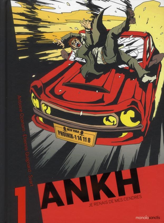 Ankh t.1
