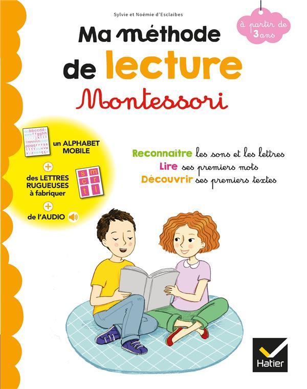 Ma méthode de lecture Montessori