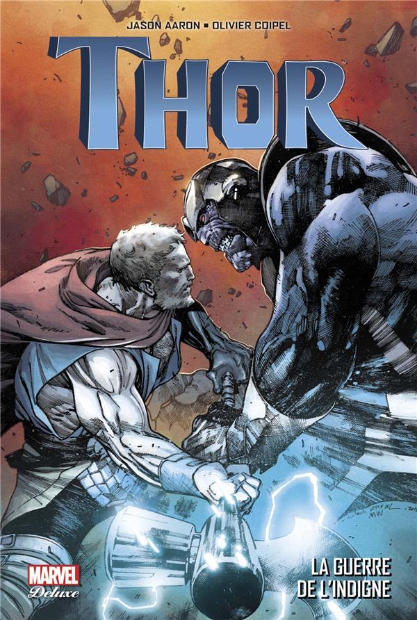 Thor ; la guerre de l'indigne