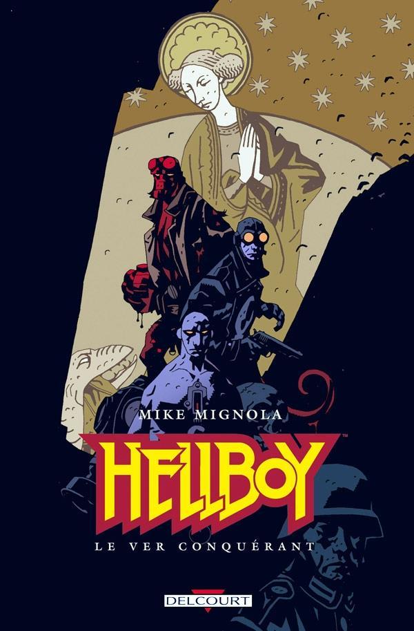 HELLBOY T.6  -  LE VER CONQUERANT MIGNOLA-M
