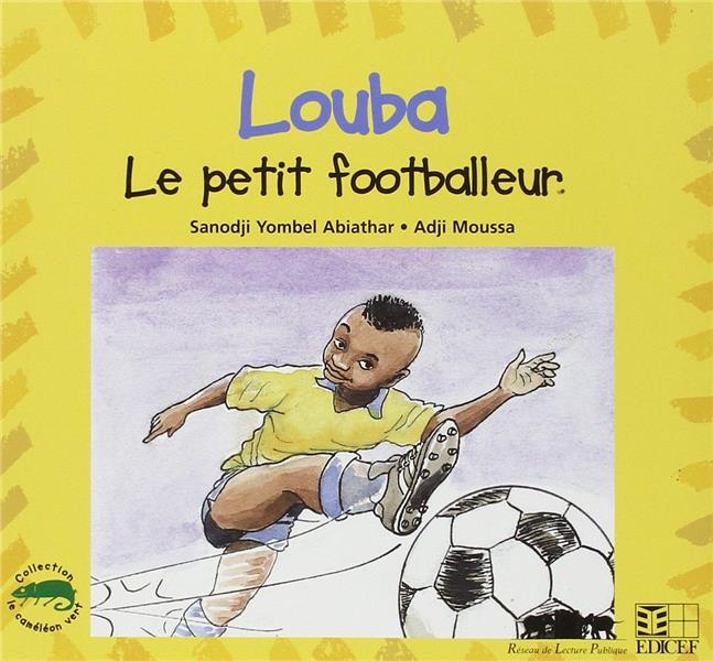 Louba, le petit footballeur