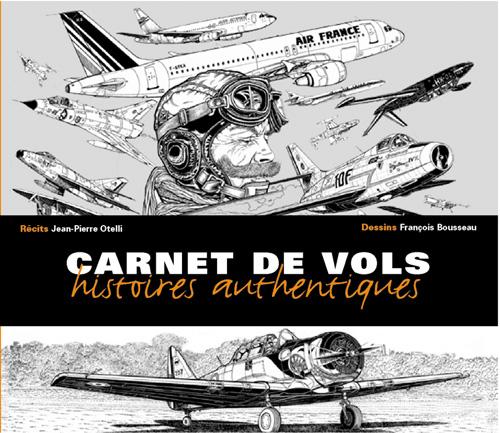 Carnet de vols ; histoires authentiques