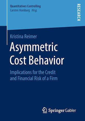 Asymmetric Cost Behavior  - Kristina Reimer