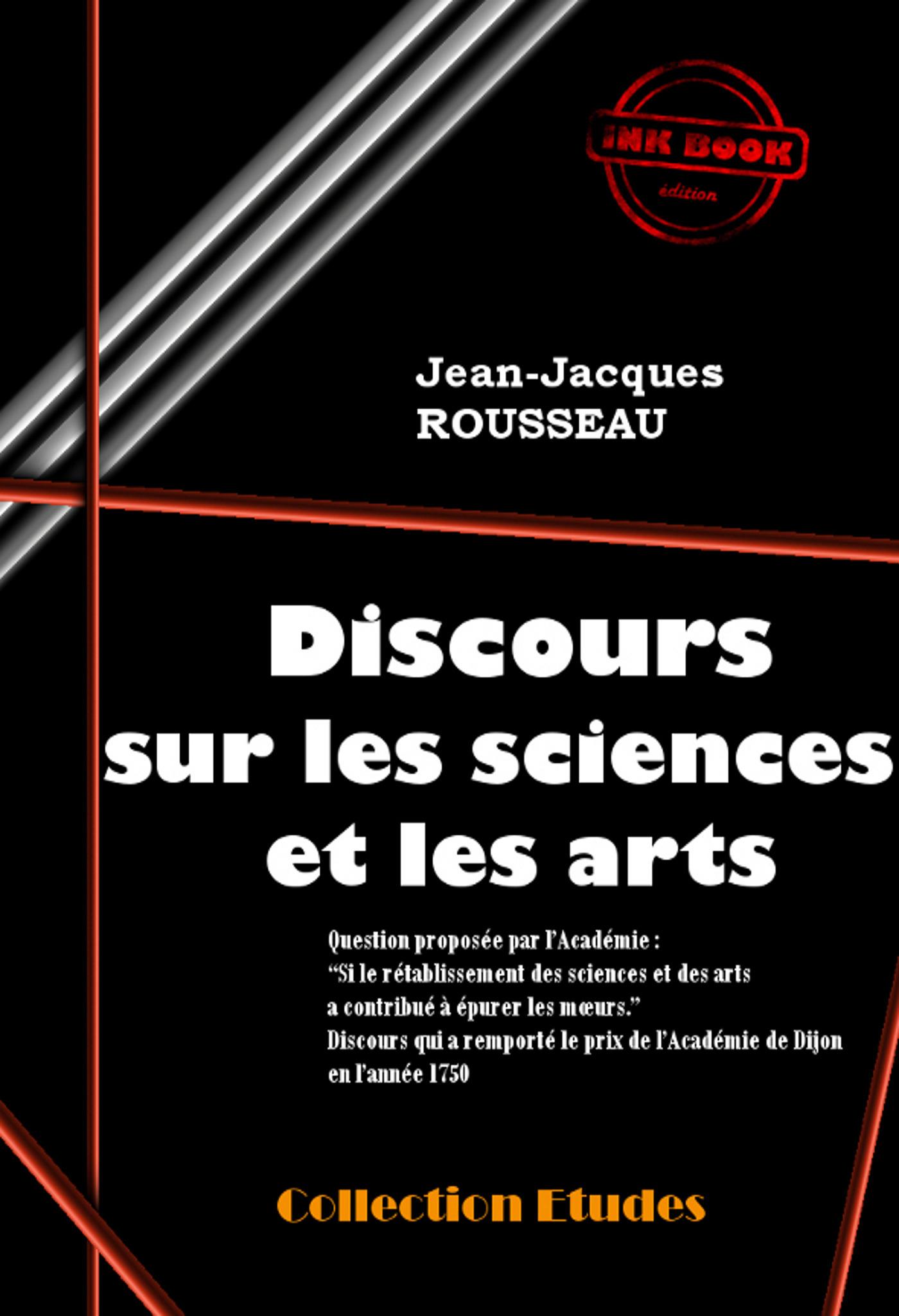 Discours sur les sciences et les arts