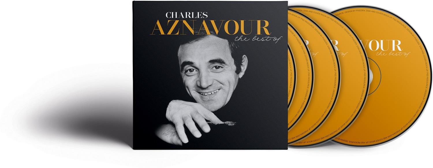 Charles Aznavour the best of