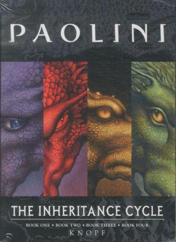 Inheritance cycle 4 book box set