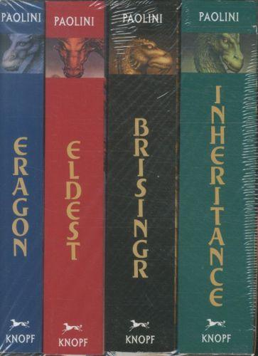 Inheritance cycle 4 book box set