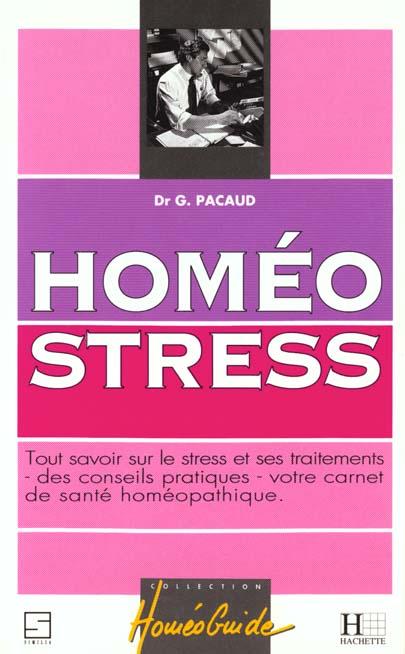 Homeo stress