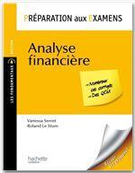 Préparation aux examens ; analyse financière