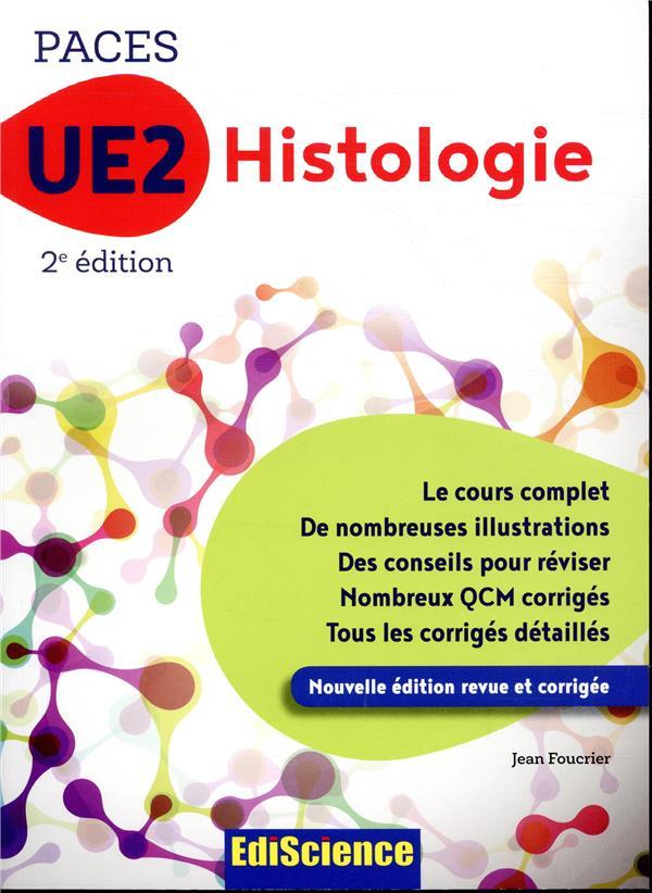 PACES UE2 histologie (2e édition)