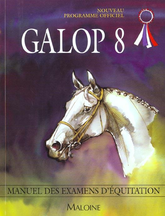 COLLECTIF - GALOP 8