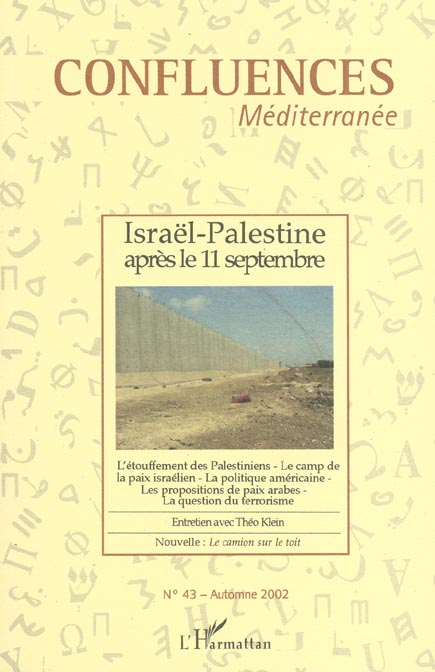 Israel-palestine : apres le
