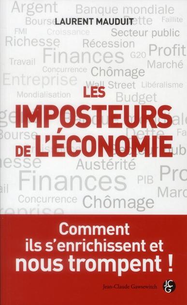 Les Imposteurs De L'Economie